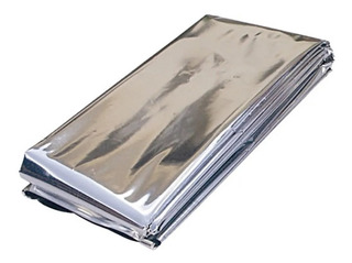 Manta Aluminizada 2,10 X 1,40 (5 Unidades)