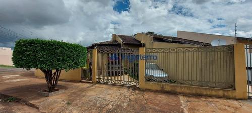 Casa À Venda, 97 M² Por R$ 280.000,00 - Aeroporto - Londrina/pr - Ca1868