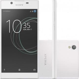 Smartphone Sony Xperia L1 G3313 16gb Lte 1sim Branco