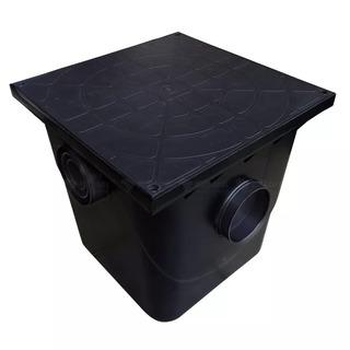 Caixa De Passagem / Inspeção / Esgoto E Elétrica 40x40cm