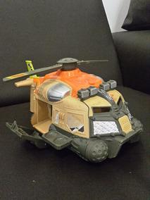Helicoptero Comando Para Niños Excelente Calidad Juguete