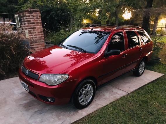 Fiat Palio Weekend Elx 1.4 C/gnc 2007 178.000km T/usad Unica