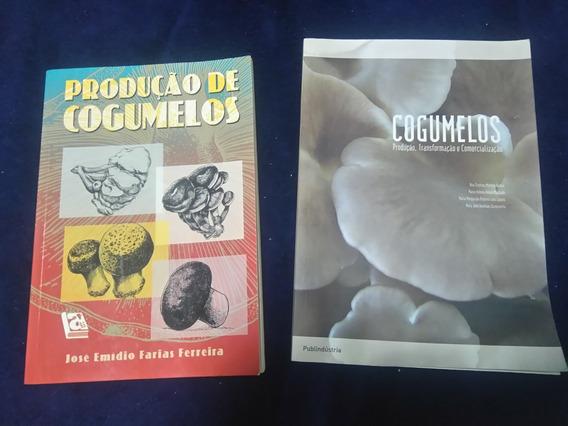 Livros Produção De Cogumelos