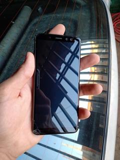 Placa Do Samsung Galaxy A8 64gb Sm-a530f
