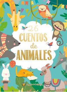 ** 26 Cuentos De Animales ** Col Cuentos Brillantes