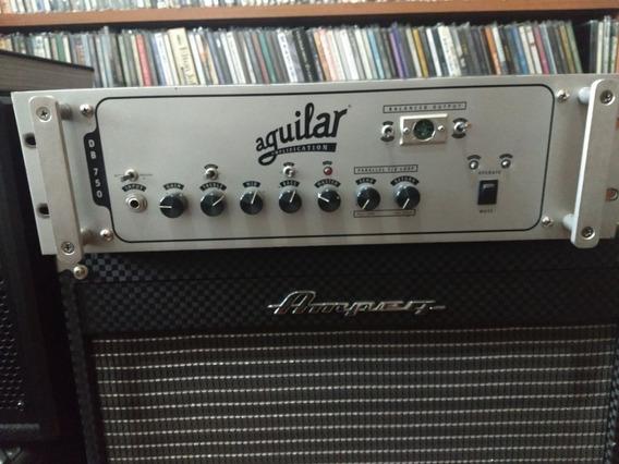 Amplificador Cabeçote Aguilar Db750
