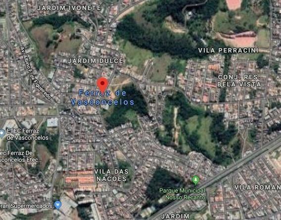 Apartamento Em Jardim Sao Miguel, Ferraz De Vasconcelos/sp De 55m² 1 Quartos À Venda Por R$ 116.712,00 - Ap376483