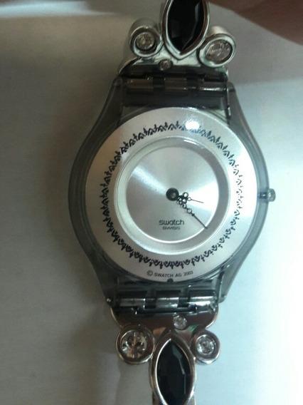 Reloj Swatch Extraplano Para Mujer