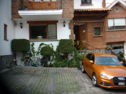 Imagen 1 de 14 de Hermosa Casa En Tepepan
