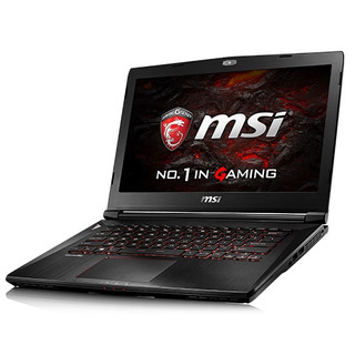 Notebook Gamer Msi Gs73vr 6rf I7-6700hq Pantalla 4k! 17,3