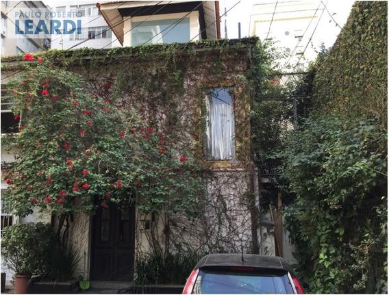 Casa De Vila Jardim América - São Paulo - Ref: 551142