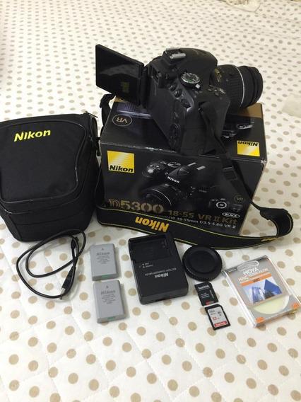 Nikon 5300 Com Lente 18:55