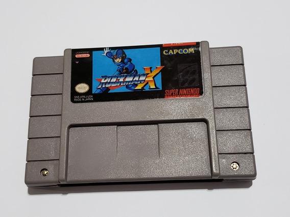 Mega Man X Super Nintendo Snes