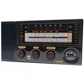 Radio Cabeceira Com Fm Estendida Companheiro Crc-71 7 Faixas