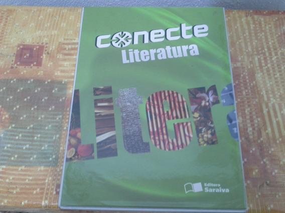 Conjunto De Livros Usados Conecte 03 Saraiva Literatura