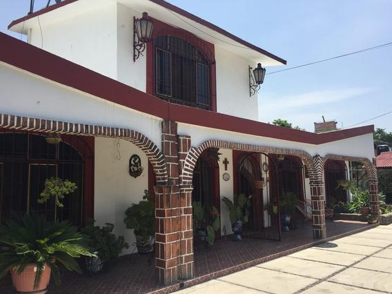 Se Vende Casa Zona Ex Hacienda De Temixco