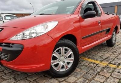 Peugeot Hoggar 2011 1.4 X-line Flex 2p