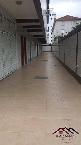 Casa Triplex Em Condomínio A Venda, 3 Dormitórios, 2 Vagas, Santos - 3066