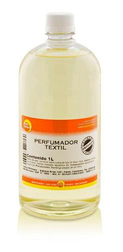 Imagen 1 de 4 de Perfumador Liquido Para Telas De Cítricos 1lt - Prolimpio