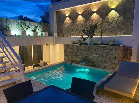 Penthouse En Venta Urb El Bosque, Las Delicias 04243341848