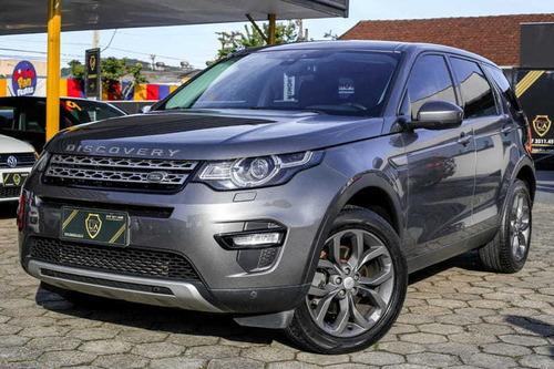 Imagem 1 de 15 de Land Rover Discovery Spt Si4 Se 7l