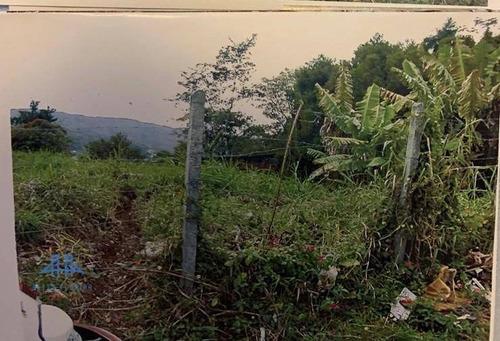 Imagem 1 de 4 de Terreno À Venda, 300 M² Por R$ 375.000,00 - Trindade - Florianópolis/sc - Te0101