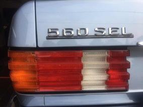 Mercedes-benz 560 Sel 1988