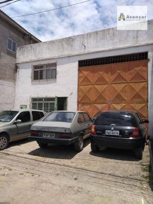 Galpão Para Alugar Ou Vender No Ibura - Ga0004