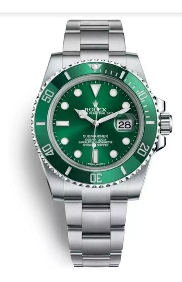Promocão Relógio Masculino Rolex Submariner