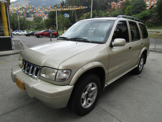 Kia Grand Sportage Mt 2000