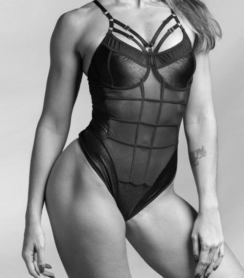 Body Mujer Elle Van Tok Lencería