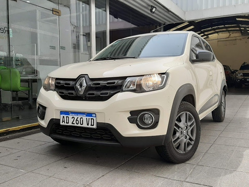 Renault Kwid Iconic 2018 Impecable, Remato Hoy! (mac)
