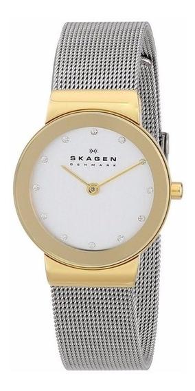 Relógio Skagen 358sgscd
