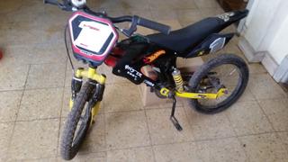 Bicicleta Tipo Moto X Terra
