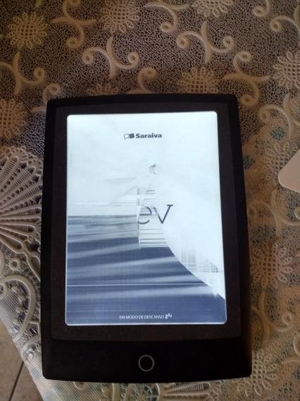 E-reader (lev - Saraiva) - Com Defeito No Display