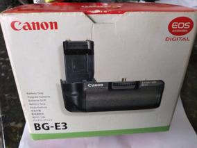 Battery Grip Canon Bg-e3 P/ 350d Eos Rebel Xt E 400d Eos Xti