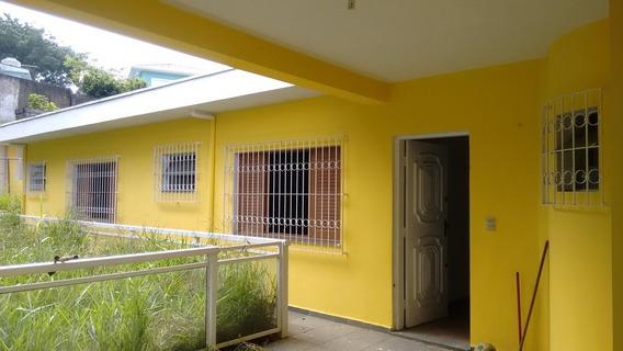 Casa 4 Dormitorios-cidade Dutra-2168 - 2168 Cs