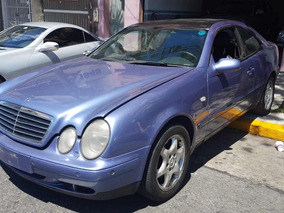 Mercedes-benz Clk 3.2 Clk320 Sport At 1999