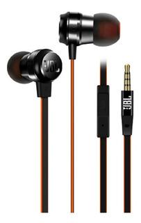 Jbl T280a+ - Auriculares In-ear Con Cable, Control En Línea