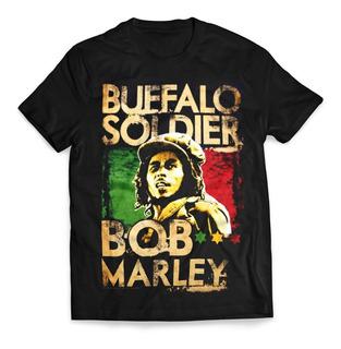 Camiseta Bob Marley Importada Rock Activity Talla L