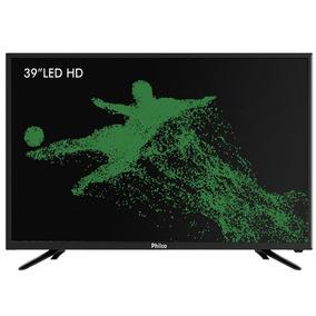 Tv Led 39 Polegadas Philco Ptv39n91d Hd 2 Hdmi 2 Usb Com Con