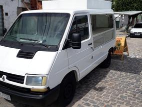 Renault Trafic Forgao Van De Lanche