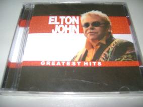 Cd Elton John Greatest Hits ! Original !