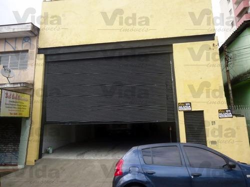 Imagem 1 de 14 de Galpão Para Aluguel, 630.0m² - 29770