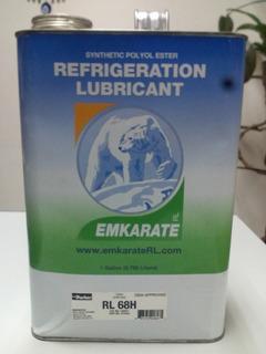 Aceite Enkarate Poe Rl68h Sintético Galón 80 Green Nuevo .