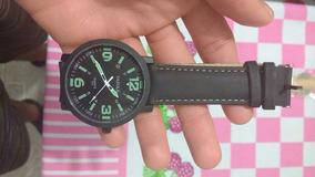 Relógio Luxuoso Novo