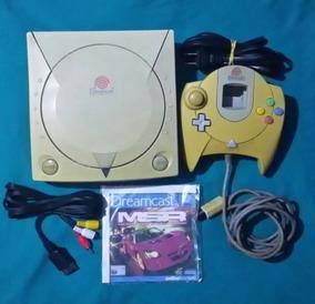 Dreamcast Completo No Estado Leia O Anúncio