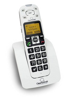 Telefono Inalambrico Amplificado Des Clearsounds A400