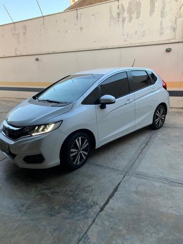 Honda Fit Exl 2018 Un Dono 29.800 Km
