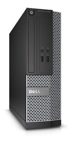 Imagen 1 de 3 de Cpu Computadora Core I5 4g 4gb Ram 500gb Dell Optiplex 3020